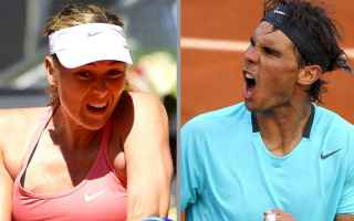 Tennis: tennis grand slam sharapova nadal
