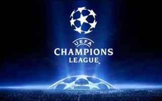 Champions League: juventus  napoli  roma