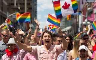 dal Mondo: canada  irlanda  lgbt  gay pride
