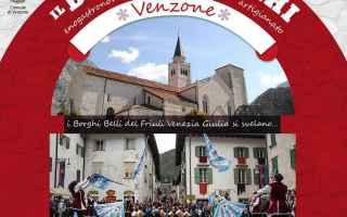 Viaggi: borghi  venzone  festival  viaggi