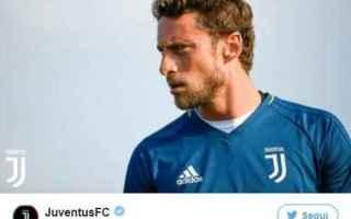 Calcio: juventus  marchisio  calcio  serie a