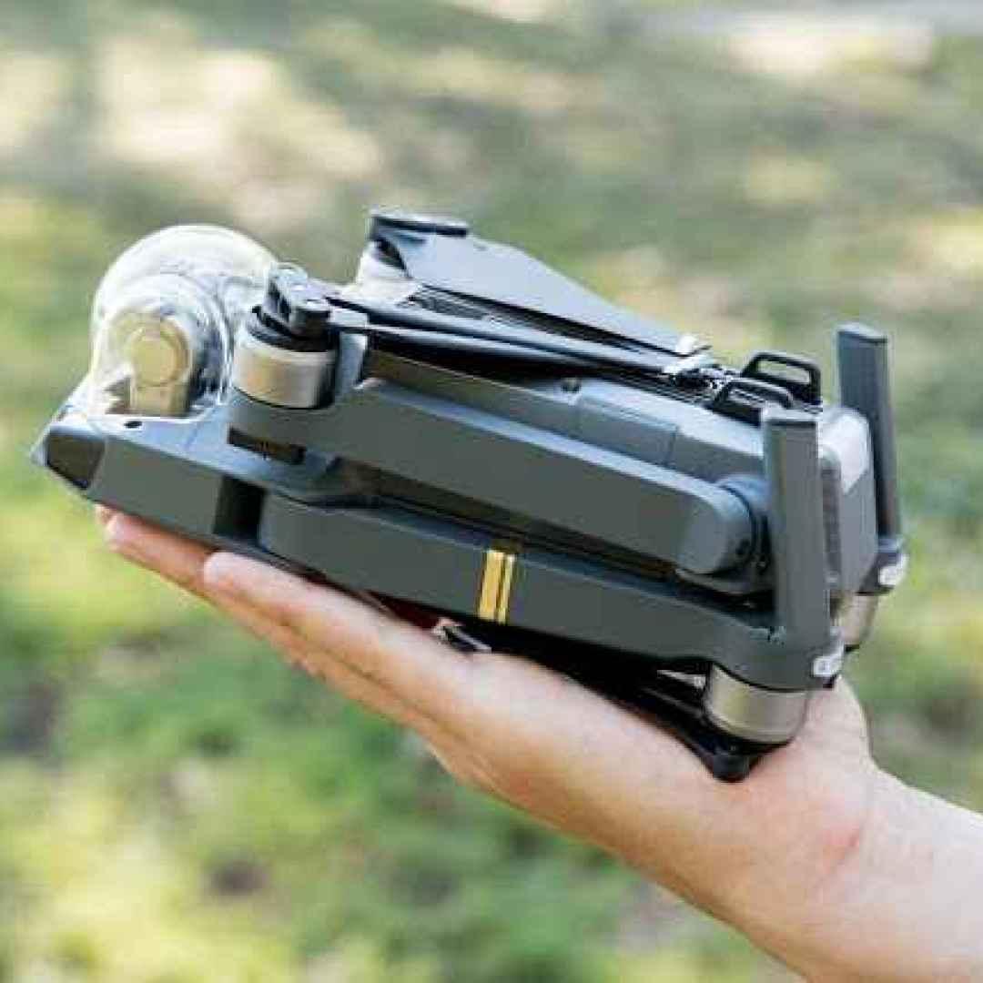 drone  quadricottero