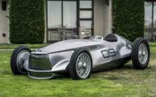 Automobili: infiniti  prototype  roadster  steampunk