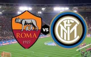 Serie A: inter  roma