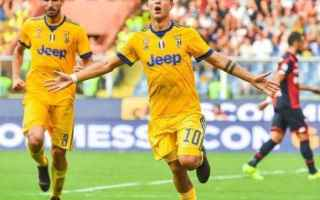 Serie A: juventus  genoa  video gol  serie a