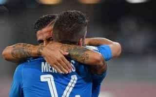 Serie A: napoli  atalanta  risultato  video gol