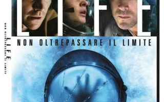 Cinema: life dvd jake gyllenhaal film horror