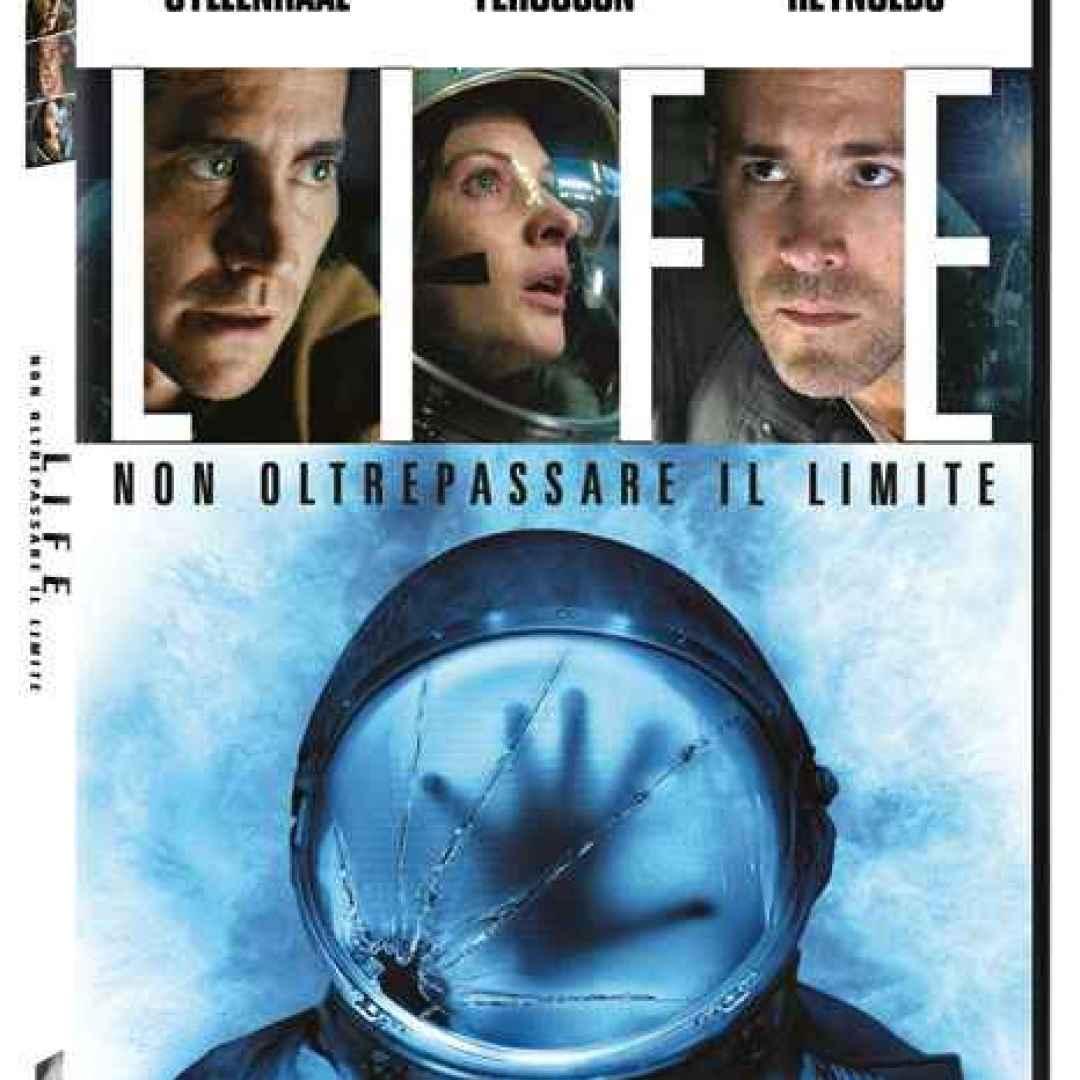 life dvd jake gyllenhaal film horror