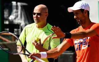 Tennis: tennis grand slam agassi djokovic news