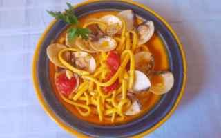 Ricette: scialatielli  limone  primi piatti