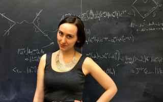 Scienze: sabrina pasterski einstein scienza