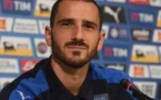 Calcio: bonucci  milan  juventus  calcio