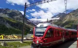 Viaggi: svizzera  vacanze  bernina