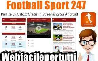 File Sharing: app  streaming  calcio  football sport