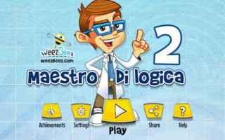Mobile games: maestro di logica giochi mobiles