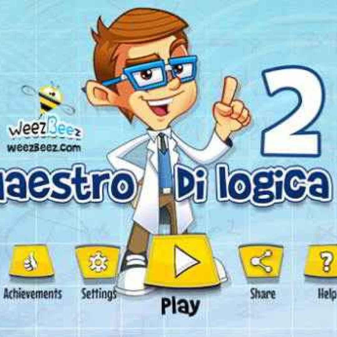 maestro di logica giochi mobiles