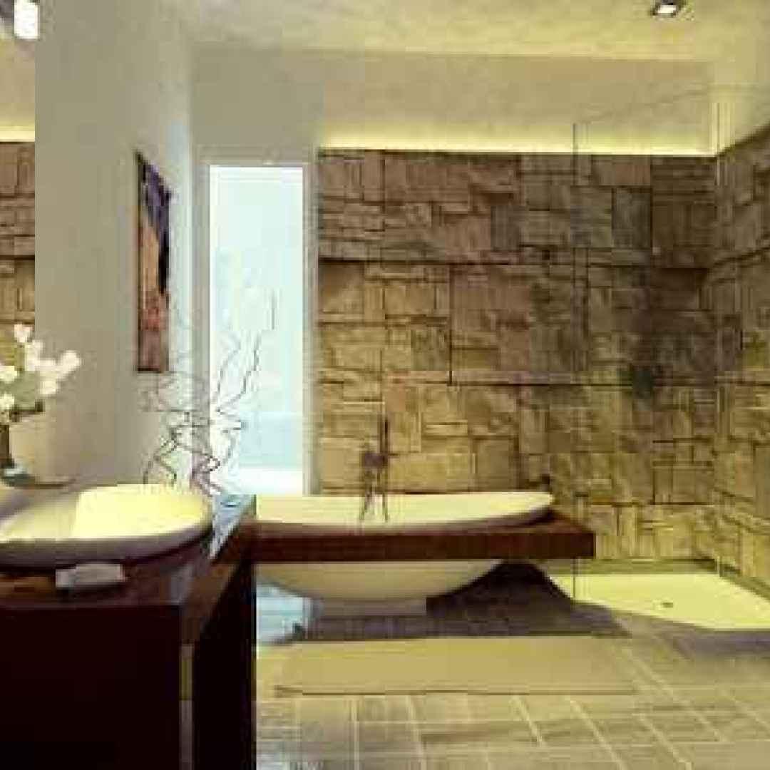 Manliness: la stanza da bagno ideale per un uomo (Manliness)
