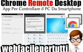 App: chrome app remote desktop