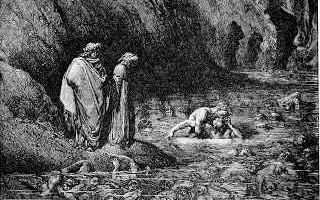 Storia: divina commedia  dante  ugolino  inferno