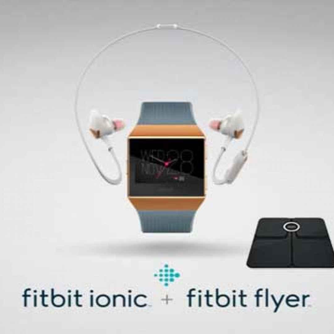 fitbit  ifa 2017  wearable  fitness