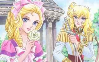 Anime: lady oscar