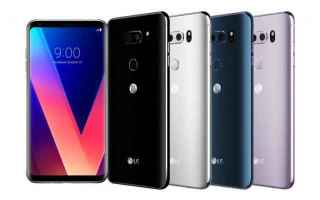 Cellulari: lg v30  lg  smartphone  android  tech