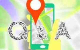 Il Local Search Marketing viene potenziato dallinserimento delle Q&A  nei luoghi presente in Google