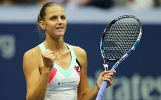 Tennis: tennis grand slam us open pliskova
