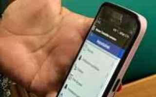 Tecnologie: app  diabete sensore
