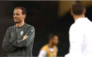 Champions League: juventus  marchisio  allegri