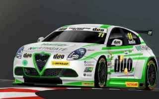 Il marchio Alfa Romeo torna grande nelle gare GT. Handy Motorsport porta la squadra con l'attuale