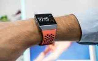Gadget: fitbit  fitbit ionic  smartwatch