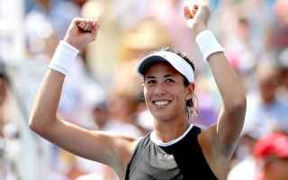 Tennis: tennis grand slam muguruza us open