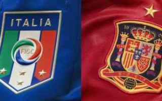 Nazionale: spagna  italia  qualificazioni  russia