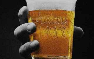 omaggio  bicchieri gratis  birra ichnusa