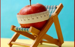 Alimentazione: dieta  alimentazione  stress  estate