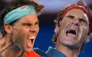Tennis: tennis grand slam federer nadal