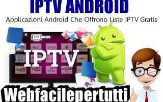Software Video: app  iptv  lista  gratis