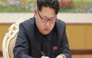 dal Mondo: corea del nord  test nucleare  bomba