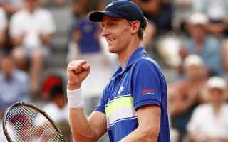 Tennis: tennis grand slam anderson lorenzi