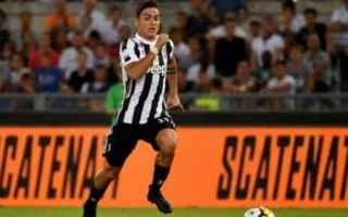 Calcio: dybala  juventus  calcio  news