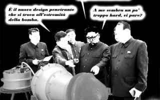 bomba idrogeno  corea del nord