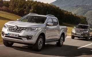 """Automobili: Arriva anche in Europa """"Alaskan"""", il pick-up familiare della Renault"""
