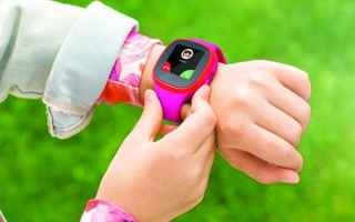 Gadget: movetime  smartwatch  tcl  children
