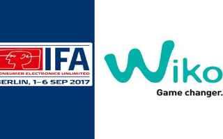 Cellulari: smartphone  ifa2017  wiko