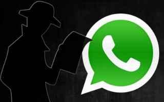 Sicurezza: sicurezza  whatsapp  bufala