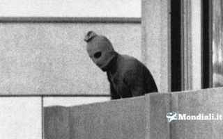 Sport: monaco 1972  olimpiadi  terrorismo