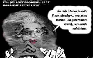 elezioni regionali siciliane  crocetta