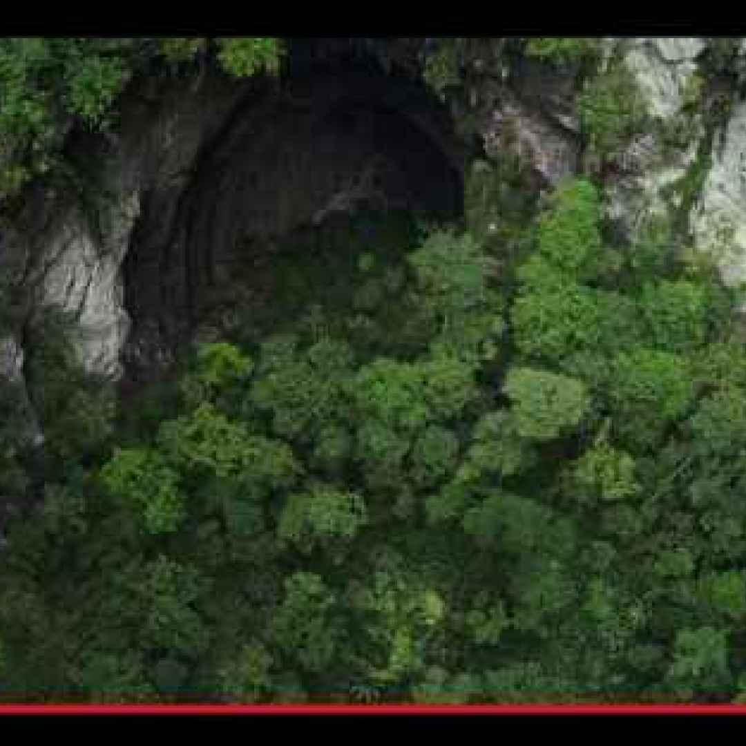 caverne  vietnam  luoghi misteriosi