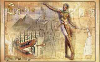 Cultura: aster  dono  egitto  mitologia